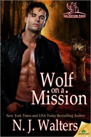 Wolf on a Mission	 by N.J. Walters