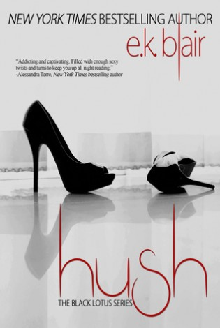 Hush by E.K. Blair
