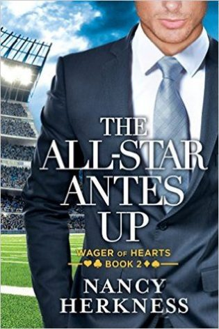 The All-Star Antes Up by Nancy Herkness