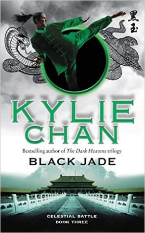 Black Jade by Kylie Chan