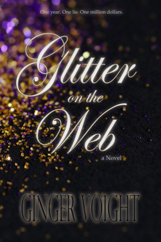 Glitter on the Web by Ginger Voight