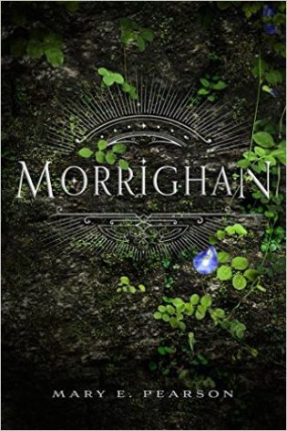 ARC Review: Morrighan by Mary E. Pearson