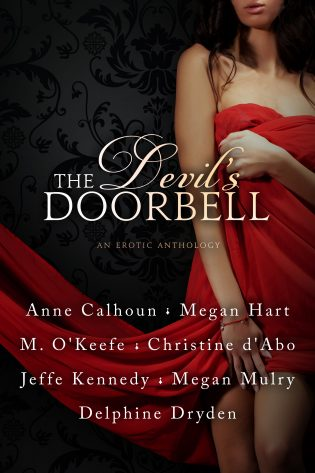 ARC Review: The Devil's Doorbell by Anne Calhoun, Christine d'Abo, Delphine Dryden, Megan Hart, Jeffe Kennedy, Megan Mulry, Molly O'Keefe