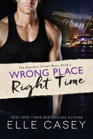 Wrong Place, Right Time by L.A. Casey