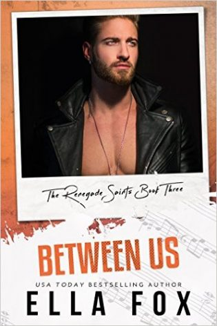 Between Us by Ella Fox