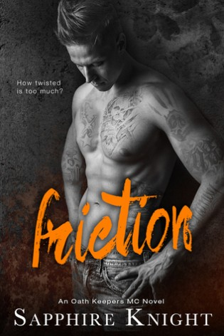 Friction by Sapphire Knight