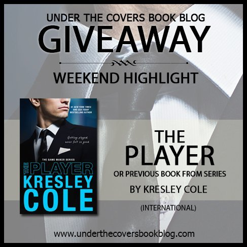 the player (the game maker #3) by kresley cole read online