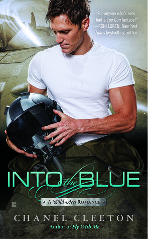 ARC Review: Into the Blue by Chanel Cleeton