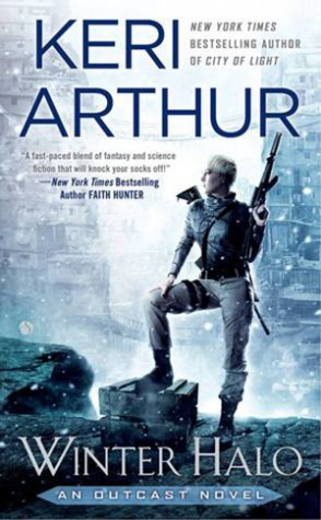 ARC Review: Winter Halo by Keri Arthur