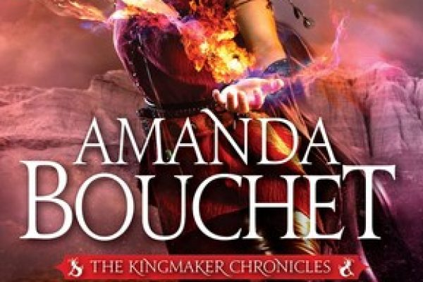 ARC Review: A Promise of Fire by Amanda Bouchet