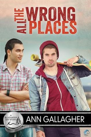 ARC Review: All the Wrong Places by Ann Gallagher