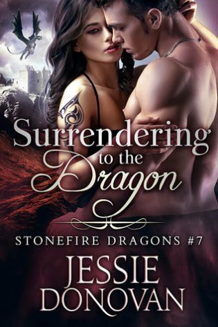 Surrendering to the Dragon by Jessie Donovan