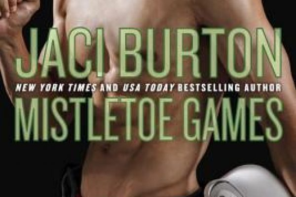 ARC Review: Mistletoe Games by Jaci Burton