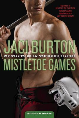 Mistletoe Games by Jaci Burton