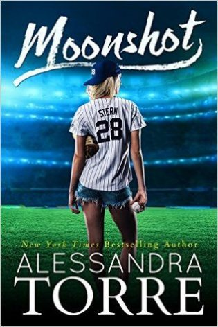 ARC Review: Moonshot by Alessandra Torre