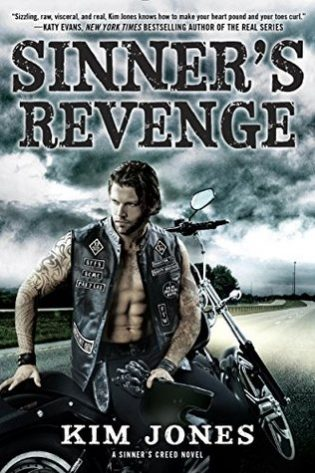 Sinner's Revenge by Kim Jones