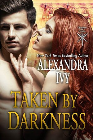 Taken by Darkness by Alexandra Ivy