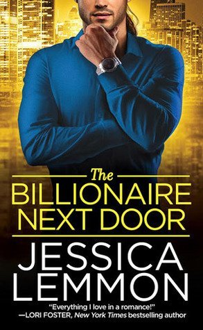 ARC Review: The Billionaire Next Door by Jessica Lemmon