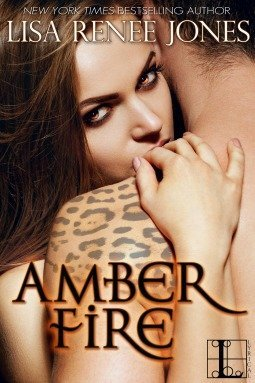 Amber Fire by Lisa Renee Jones