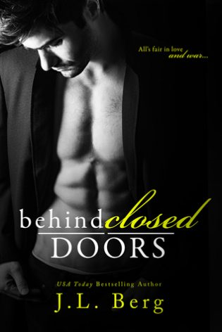 Behind Closed Doors by J.L. Berg