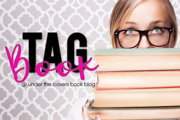 Book Tag: Annie's Totally Should've