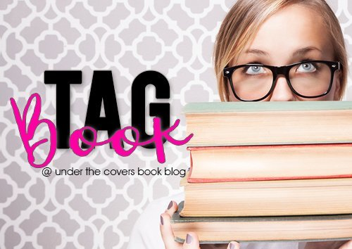 Book Tag: Angela's New Year's Resolution Book Tag