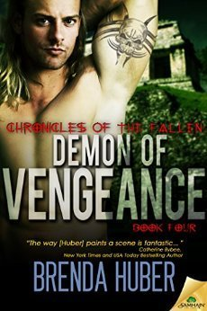 Demon of Vengeance by Brenda Huber