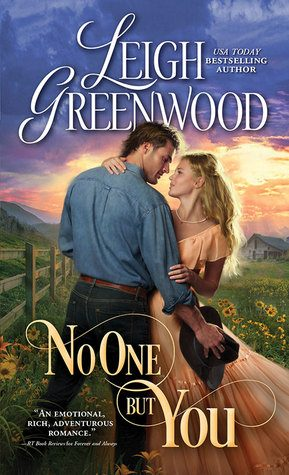 No One by You by Leigh Greenwood