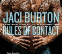 ARC Review: Rules of Contact by Jaci Burton
