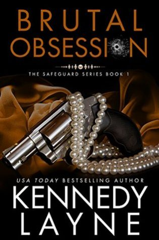Brutal Obsession by Kennedy Layne