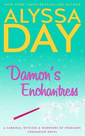 Damon's Enchantress	by Alyssa Day