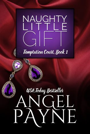 Naughty Little Gift by Angel Payne