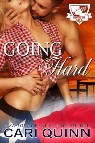 Going Hard by Cari Quinn