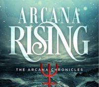 ARC Review: Arcana Rising by Kresley Cole