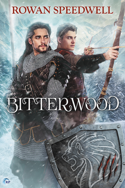 Bitter wood by Rowan Speedwell
