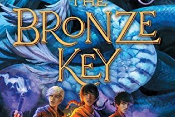 The Bronze Key by Holly Black and Cassandra Clare