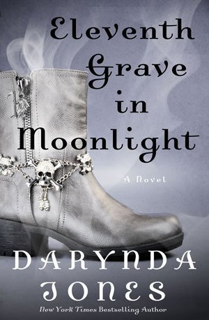 ARC Review: Eleventh Grave in Moonlight by Darynda Jones