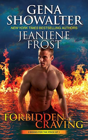 Forbidden Craving by Gena Showalter and Jeaniene Frost