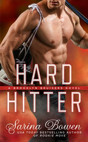 ARC Review: Hard Hitter by Sarina Bowen