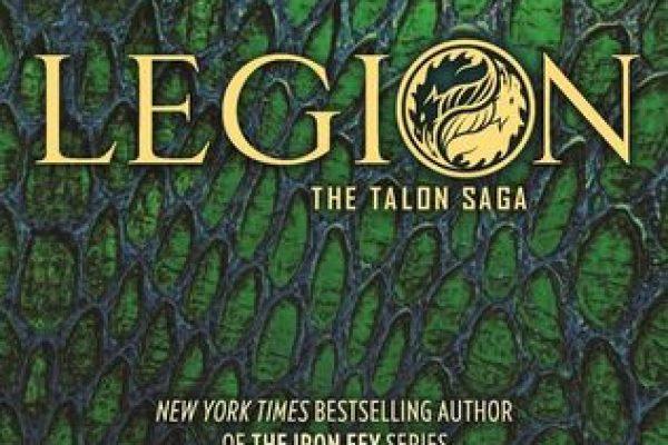Legion by Julie Kagawa