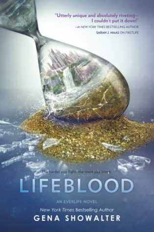 ARC Review + Giveaway: Lifeblood by Gena Showalter