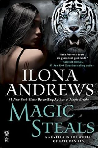 Review: Magic Steals by Ilona Andrews