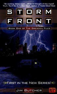 Review: Storm Front by Jim Butcher