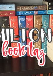 Book Tag: Suzanne's Hamilton Book Tag