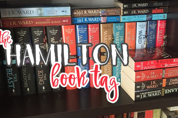Book Tag: Suzanne's Hamilton Book Tag