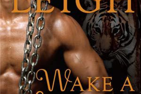 ARC Review: Wake a Sleeping Tiger by Lora Leigh