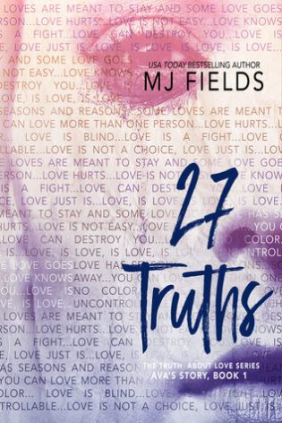 27 Truths by M.J. Fields
