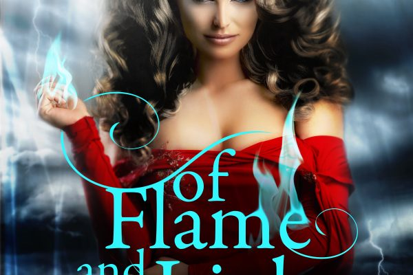 Cover Reveal: Of Flame and Light by Cecy Robson