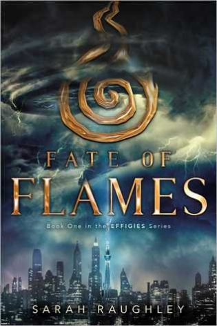 ARC Review: Fate of Flames by Sarah Raughley