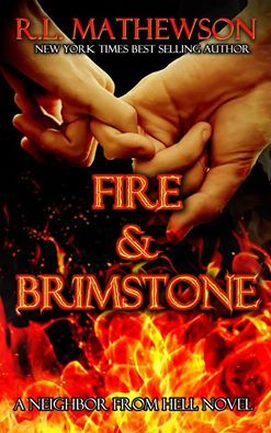 Fire & Brimstone by R.L. Mathewson